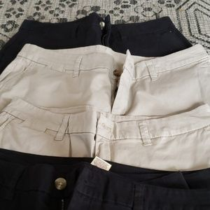 2 Brownstone Faded Glory pants size 10 never used